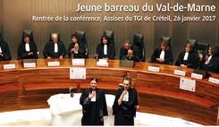 Journal Spécial des Sociétés n° 11 - Rentrée de la conférence du jeune barreau du Val-de-Marne/><img src=