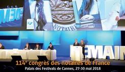 114e congrès des notaires de France - Les notaires façonnent le territoire de demain/><img src=