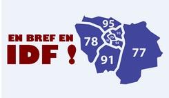 En bref en Ile-de-France !