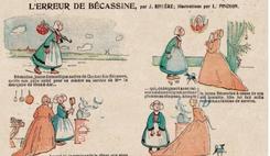 Pourquoi Bécassine a-t-elle été décapitée au Musée Grévin ?