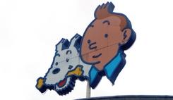 Les mésaventures de Tintin