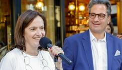 Bâtonnat de Paris 2022 : Entretien avec les candidats Julie Couturier et Vincent Nioré/><img src=