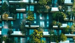 La végétalisation des bâtiments et des espaces urbains /><img src=
