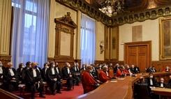 Audience solennelle d'installation du tribunal de commerce de Paris : « L'année 2020 n'a pas été originale, elle a été inédite »/><img src=